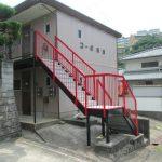 佐世保市天神4丁目 賃貸アパート コーポ原田201号室