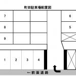 祇園町 月極駐車場(軽自動車専用)